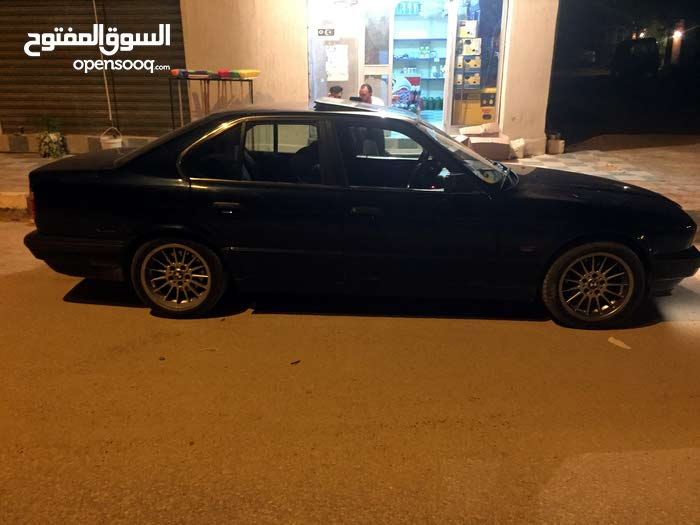 Manual BMW 1997 for sale - Used - Sorman city