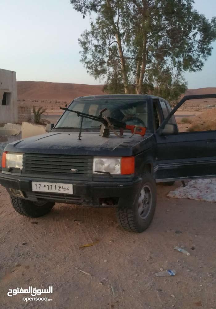 2009 Land Rover in Bani Walid
