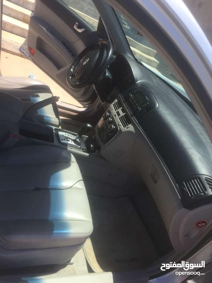 Gasoline Fuel Power Hyundai Sonata 2006 109584337 Opensooq