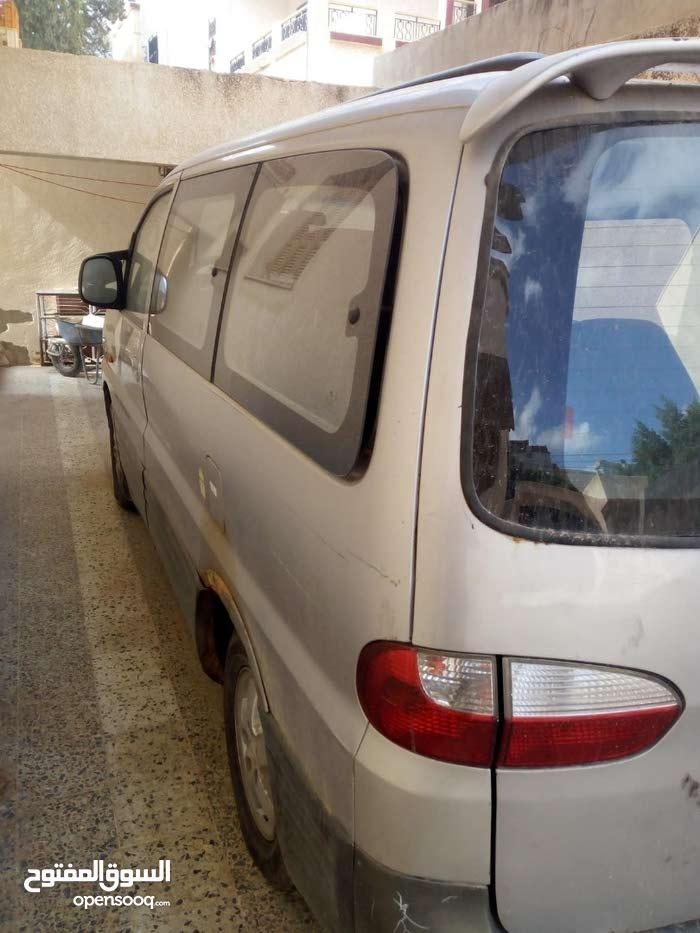 Hyundai H-1 Starex in Tripoli