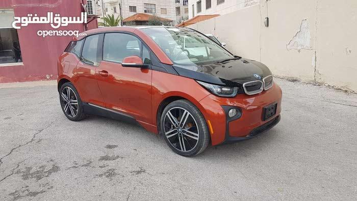 BMW i3 2014 For sale - Orange color