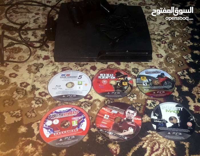 Used Playstation 3 up for immediate sale in Sohar