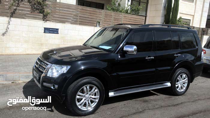 Mitsubishi Pajero car for sale 2015 in Amman city