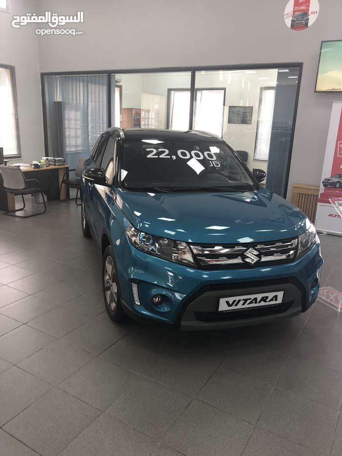 Suzuki Vitara 2017 - Used