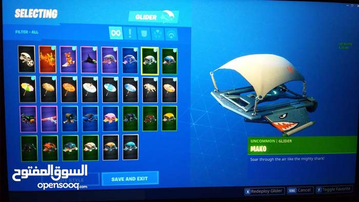 Pc/Ps account for sale season 2 to 8