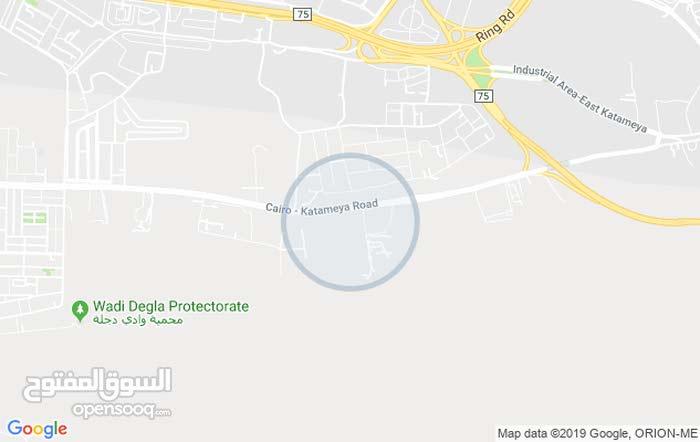 شقة للإيجار الشطر السابع عمارات شركة المعادي