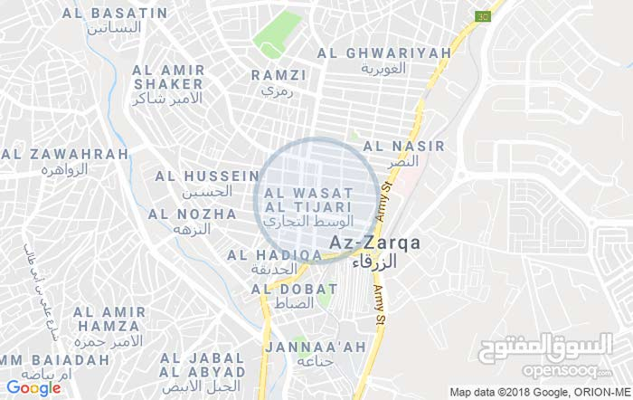 Al Souq apartment for rent with 2 rooms