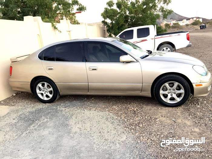 Automatic Lexus 2001 for sale - Used - Bahla city