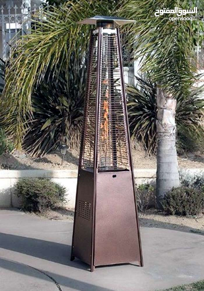 Pyramid Outdoor Patio Heater (square)