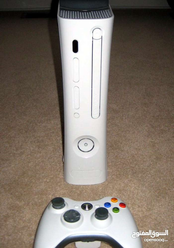 Used Xbox 360 up for immediate sale in Khartoum