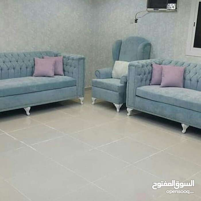 Jeddah – A Sofas - Sitting Rooms - Entrances that's condition is New