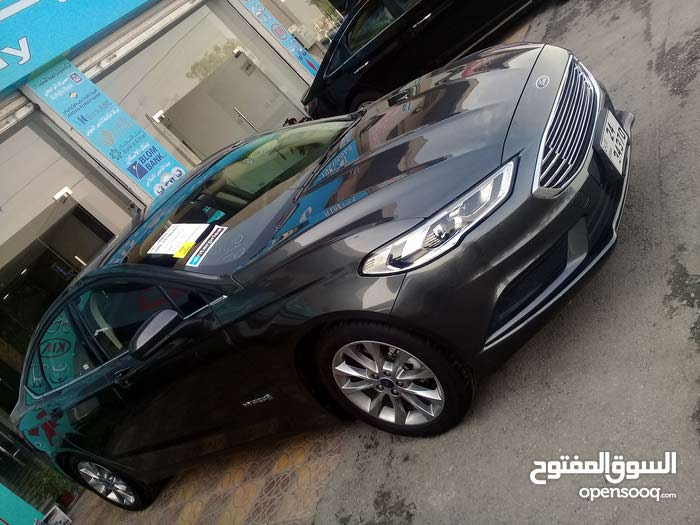 1 - 9,999 km Ford Fusion 2017 for sale