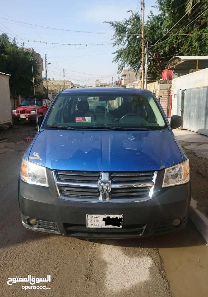 Dodge Caravan car for sale 2008 in Baghdad city