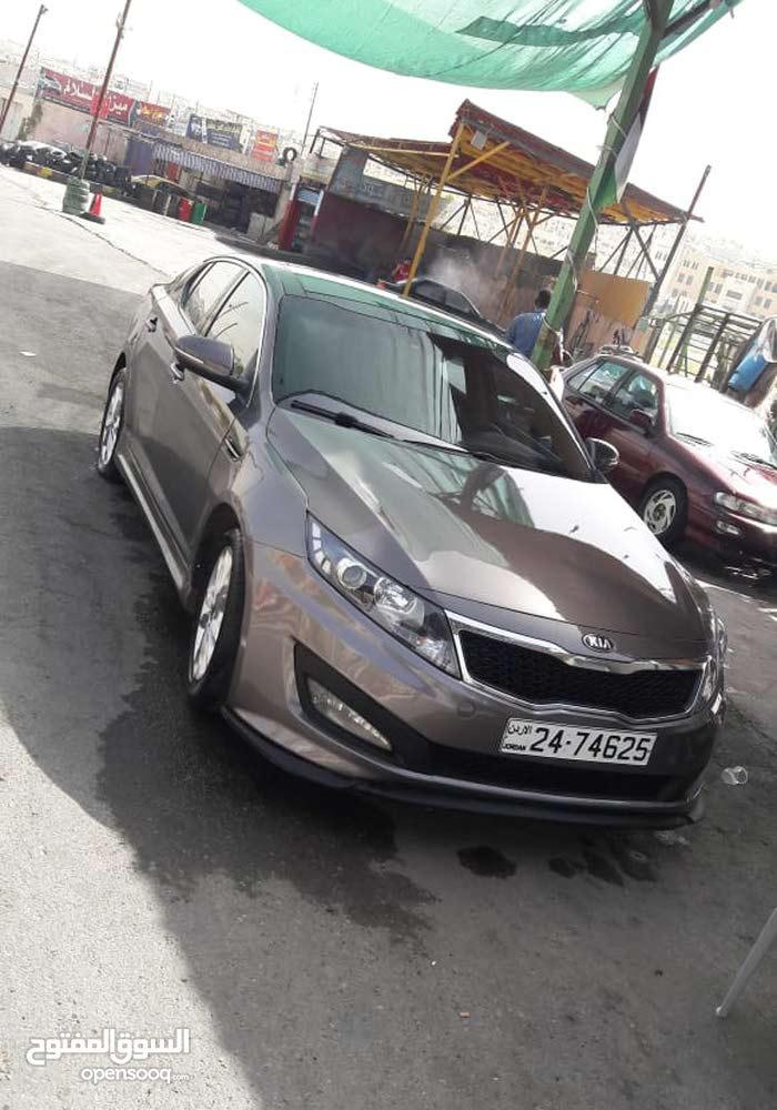Kia Optima car for sale 2014 in Amman city