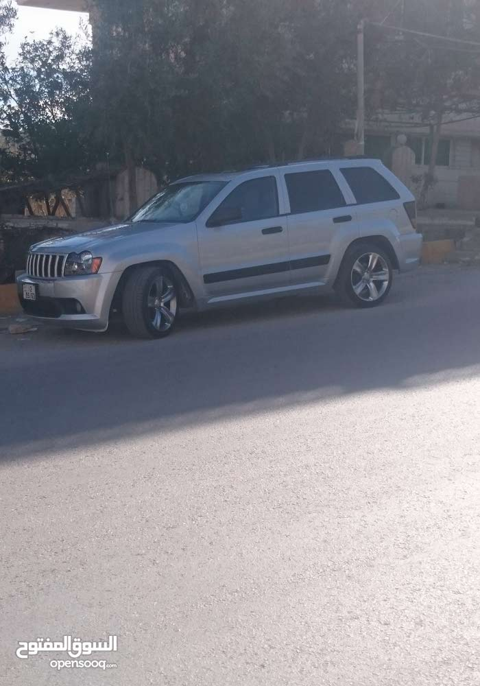 Used Jeep Grand Cherokee for sale in Irbid