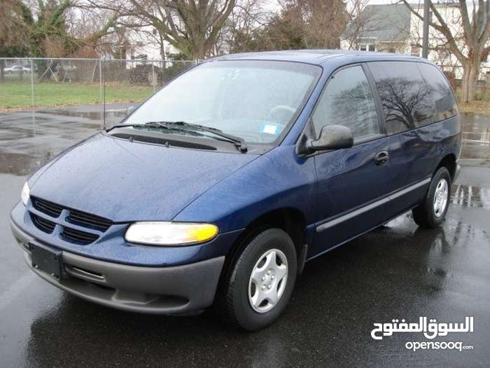 Used condition Dodge Grand Caravan 2000 with 40,000 - 49,999 km mileage
