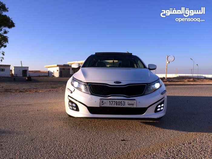 Kia Optima for rent