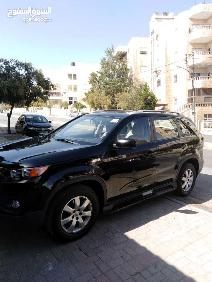 Gasoline Fuel/Power   Kia Sorento 2013