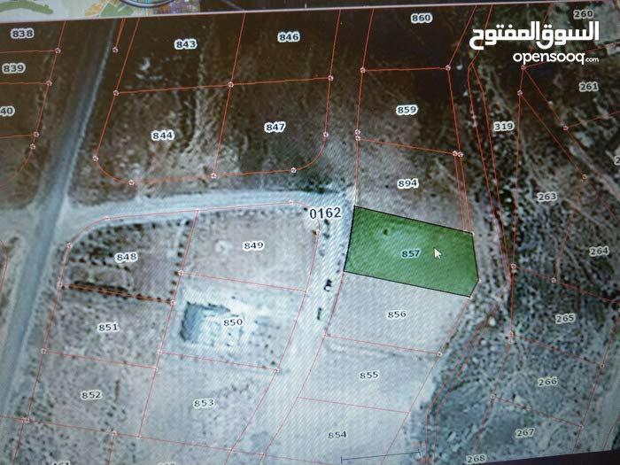 ارض سكن أ ام عريجات 1192 متر من المالك