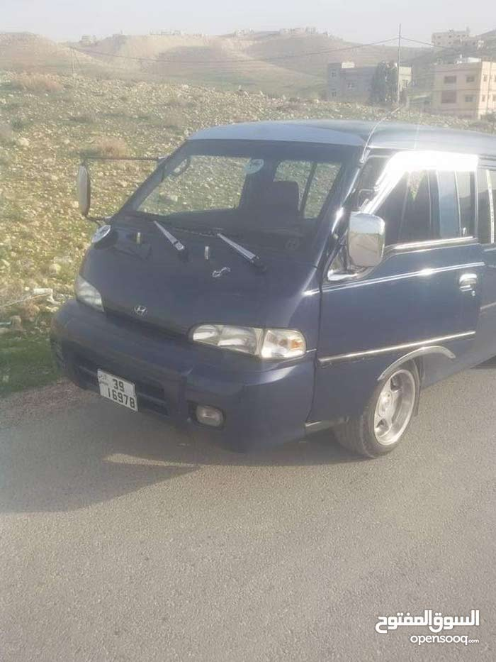 Used condition Hyundai H100 2002 with 1 - 9,999 km mileage