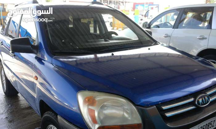 2006 Sportage for sale