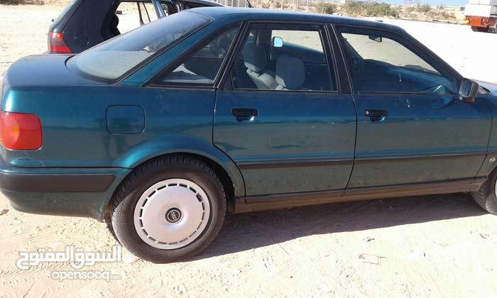 Audi A4 car for sale 1998 in Tripoli city