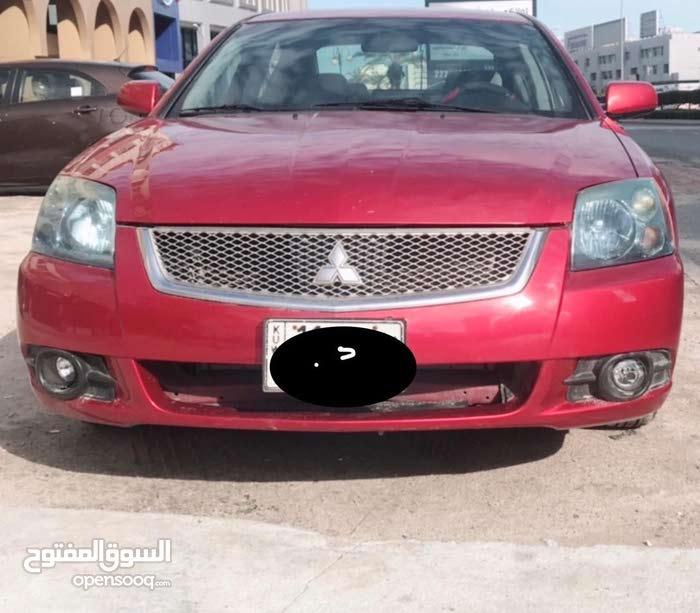 Used condition Mitsubishi Galant 2013 with  km mileage