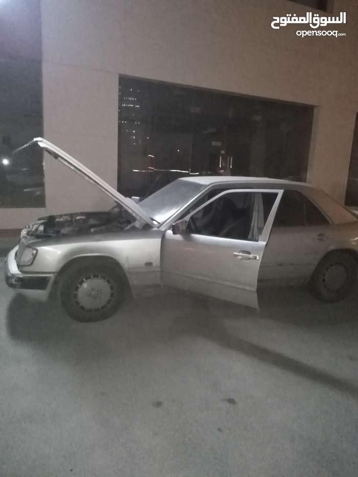 سياره مرسيدس للبيع تشليح