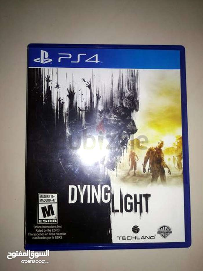 العنده لعبة dying light شراي
