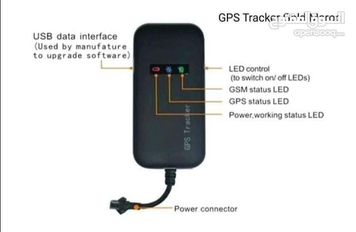 GPS لسيارات والدرجات النارية