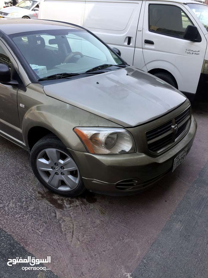Automatic Gold Dodge 2008 for sale