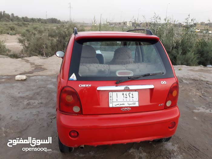 0 km Chery QQ 2013 for sale