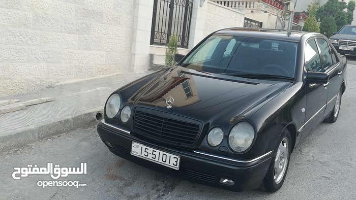 Mercedes Benz E 200 car for sale 1999 in Amman city
