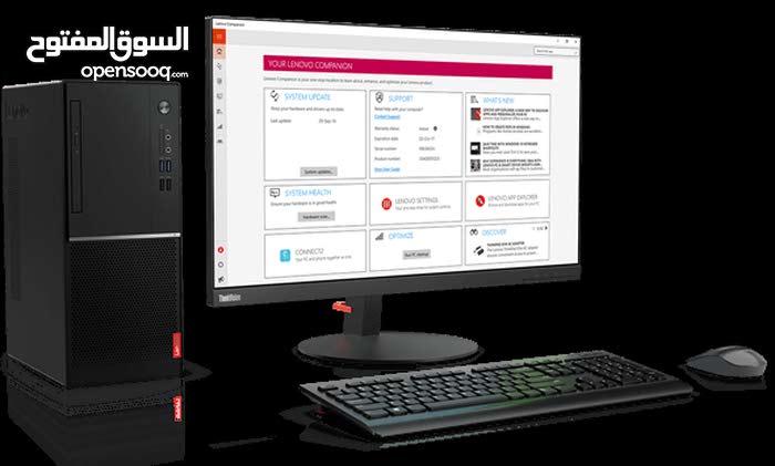 Own a New Lenovo Desktop compter