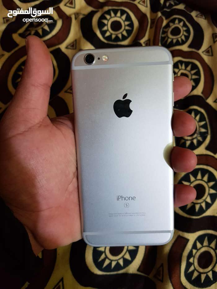 ايفون 6s ذاكره 64G نضيف نسبة النظافه100%