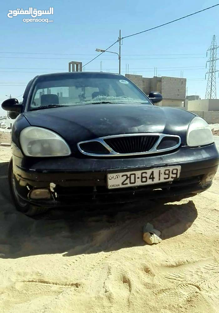 2001 Daewoo Nubira for sale