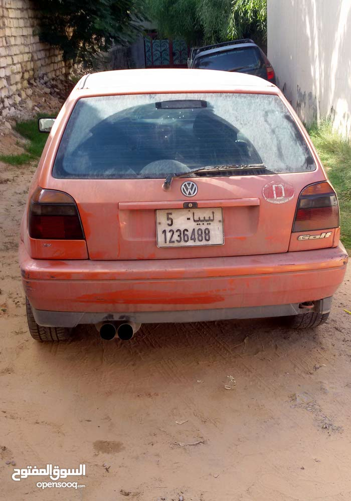 For sale 1998 Orange GTI