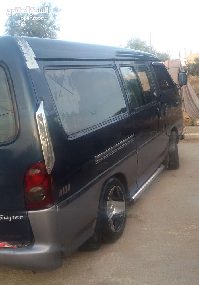 Available for sale! 10,000 - 19,999 km mileage Hyundai H100 1996