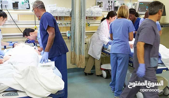 ممرضات لكبري المستشفيات بالسعودية