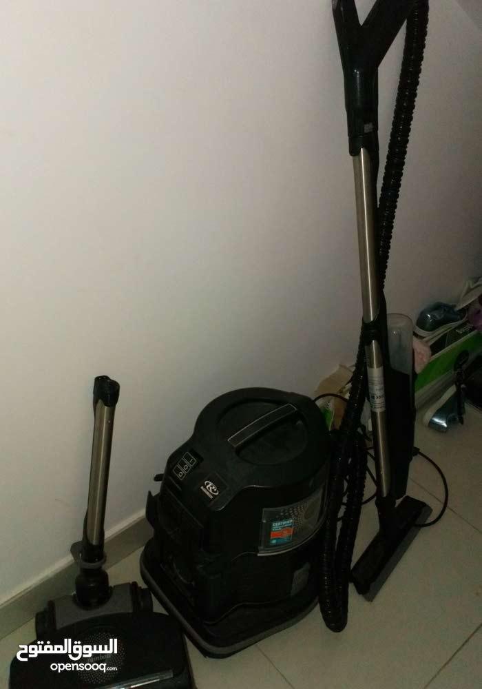 مكينة ريمبو لتضيف الأرضيات و السجاد و الستائر و السيارات
