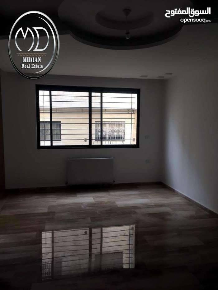 شقة للبيع في خلدا مقابل المعارف 190م جديدة لم تسكن سوبر ديلوكس