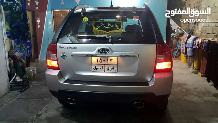 For sale Kia Sportage car in Basra