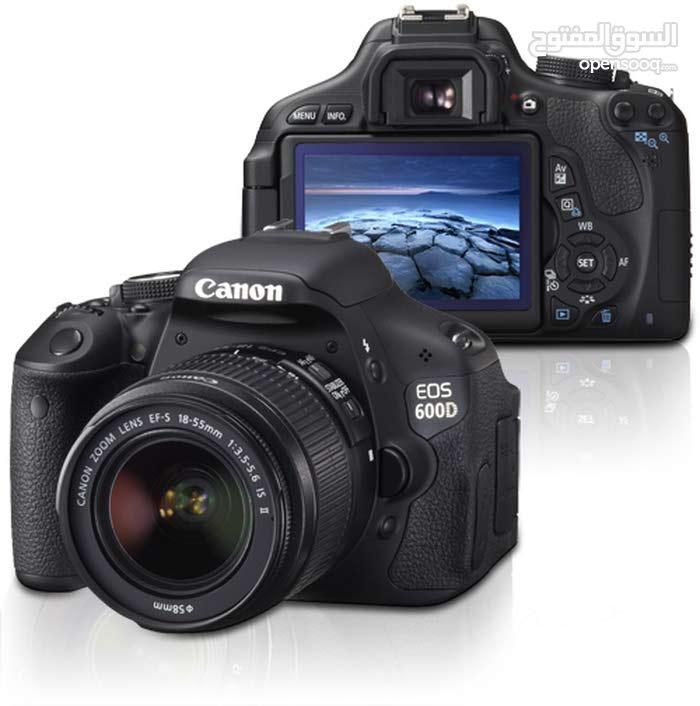 Canon D600 full HD / Digital