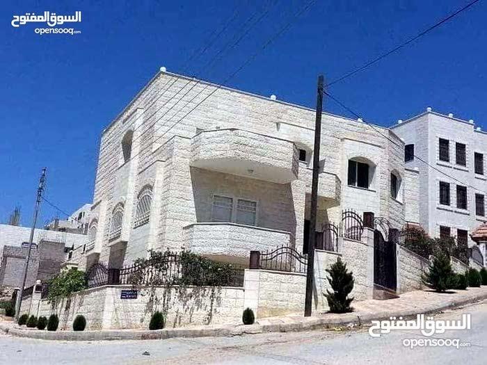 Tabarboor neighborhood Amman city -  sqm house for sale