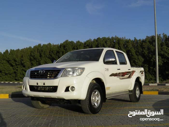 Toyota hilux 2013 4X4