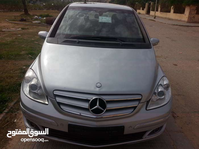 Available for sale! 180,000 - 189,999 km mileage Mercedes Benz B Class 2007