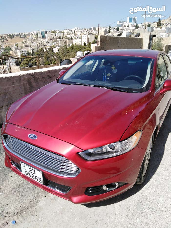 Automatic  Ford 2015 for rent