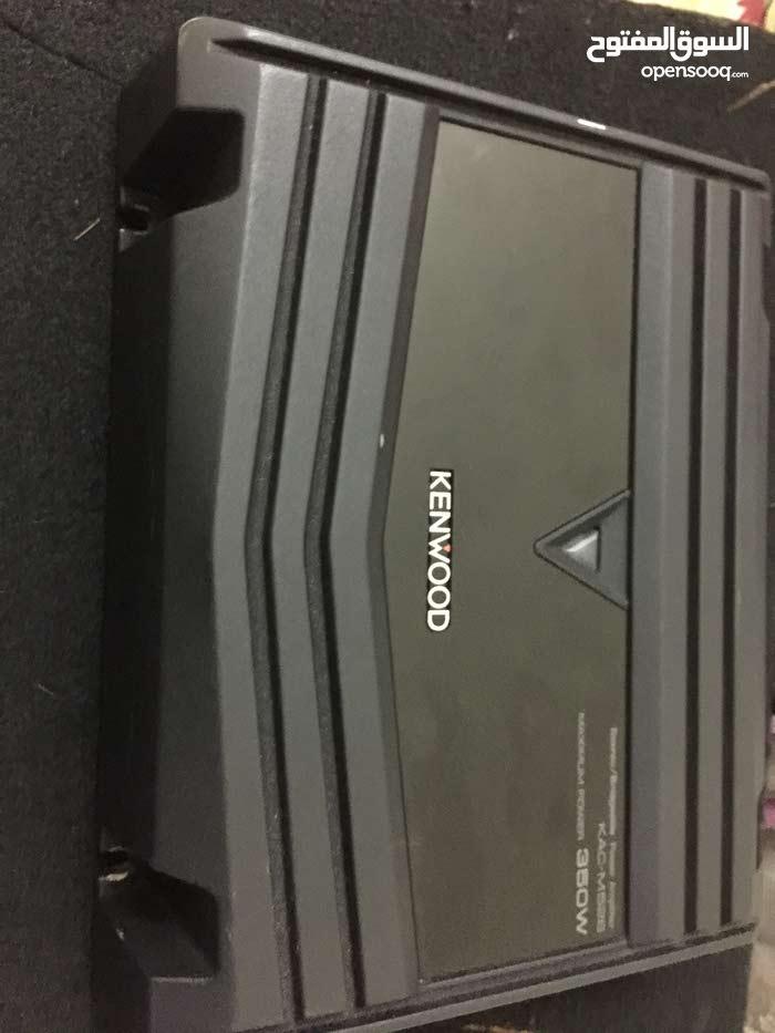 kewood 350watt only one month used