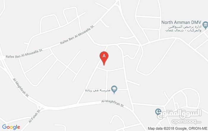 قطعة ارض مميزة للبيع في شفا بدران حوض مرج الفرس