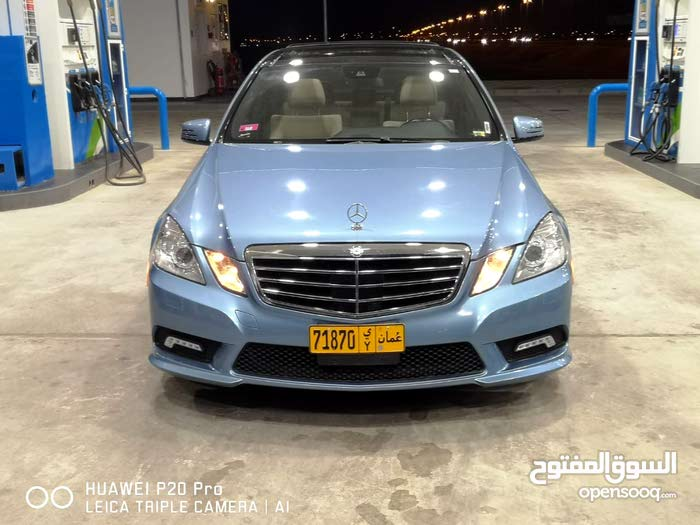 Used condition Mercedes Benz E 350 2011 with  km mileage